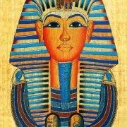 Tutankhamun's Mask 1000 Piece Puzzle