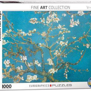 Van Gogh Almond Blossom 1000 Piece Puzzle