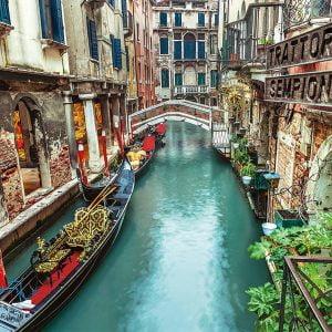 Venice Canal 1000 Piece Clementoni Jigsaw Puzzle