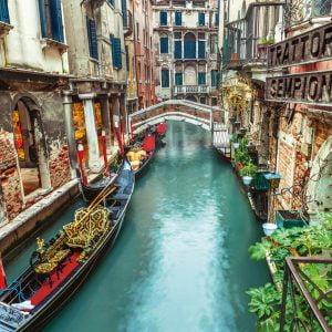 Venice Canal 1000 Piece Jigsaw Puzzle - Clementoni