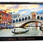 Venice Grand Canal 1000 Piece Eurographics Jigsaw Puzzle