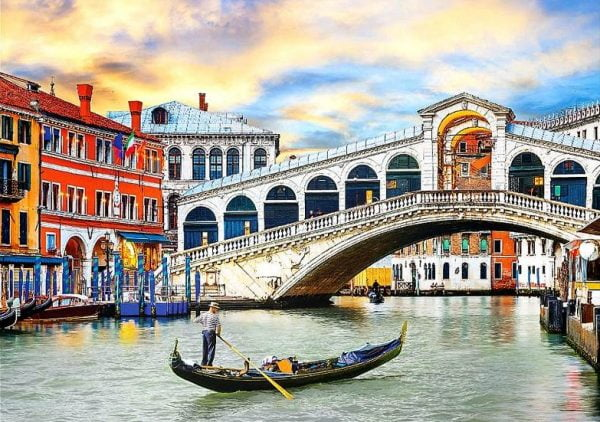 Venice Grand Canal 1000 Piece Eurographics Jigsaw Puzzle