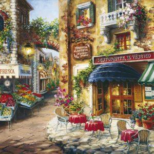 Buona Appetito 3000 Piece Clementoni Puzzle