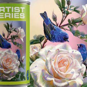 Artist Series Birds of Happiness 500 Piece Puzzle