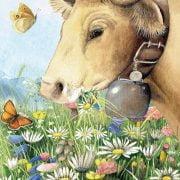 Bastin - Cow 1000 Piece Heye Puzzle