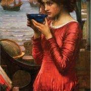 Destiny, 1900 by John William Waterhouse 1000 Piece Puzzle