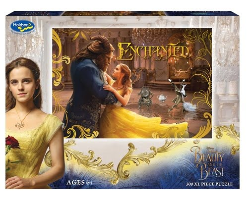 Disney Beauty and the Beast 300 XXL Piece Holdson Puzzle