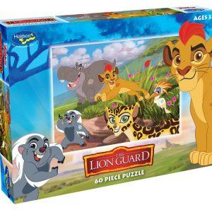 Disney - Lion Guard - Hakuna Matata 60 Piece Holdson Puzzle