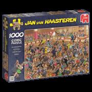 JVH Ballroom Dancing 1000 Piece Jumbo Jigsaw Puzzle