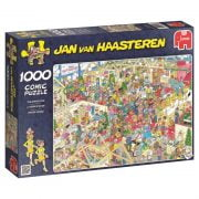 JVH Winter Fair 1000 Piece Jumbo Jigsaw