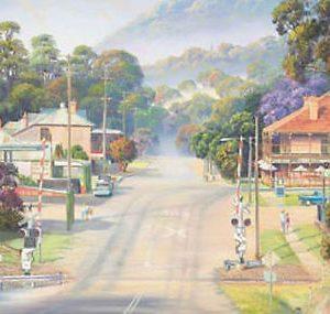 John Bradley - Main Street Paterson 1000 Piece Jigsaw Puzzle