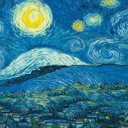 Starry Night Panorama 1000 Piece Jigsaw Puzzle