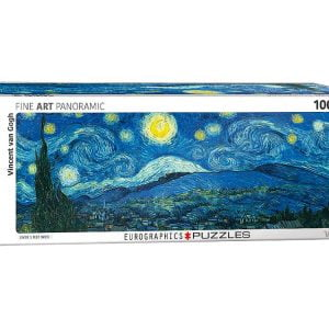 Starry Night Panorama 1000 Piece Jigsaw Puzzle