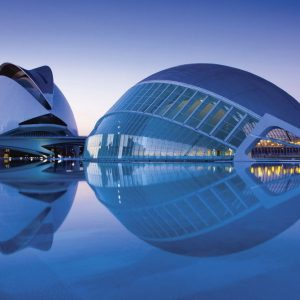 Valencia the Arts City 1000 Piece Ravensburger Puzzle