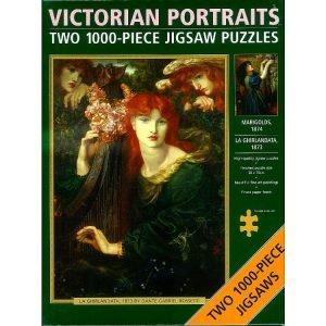 Victorian Portraits 2 x 1000 Piece Jigsaw Puzzles