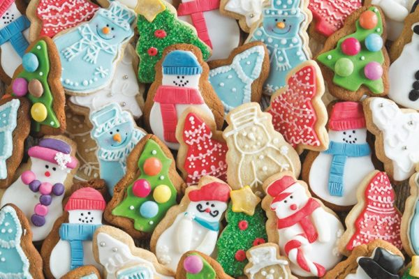 Christmas Biscuits 1500 Piece Puzzle by Jumbo
