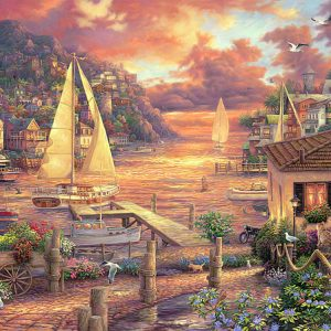 Chuck Pinson - Catching Dreams 1000 Piece Puzzle