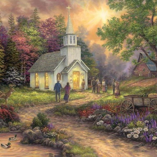 Chuck Pinson – Strength along the Journey 1000 Piece Puzzle