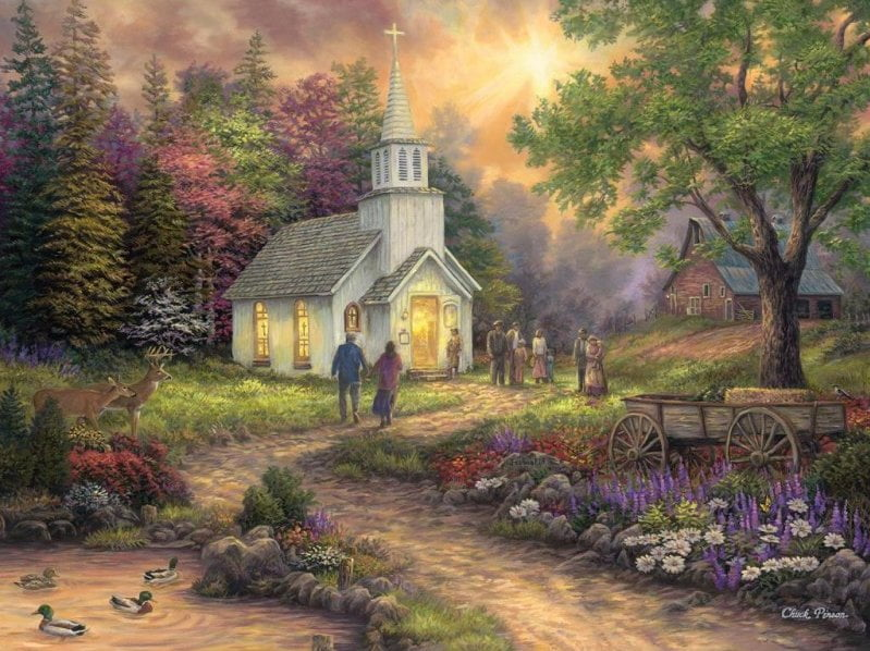 Religious Puzzles At Puzzle Palace Australia