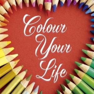 Colour Your Life 500 Piece Educa Puzzle