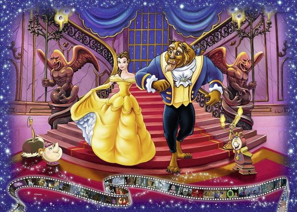 Disney Memories - Beauty and the Beast 1000 Piece Puzzle