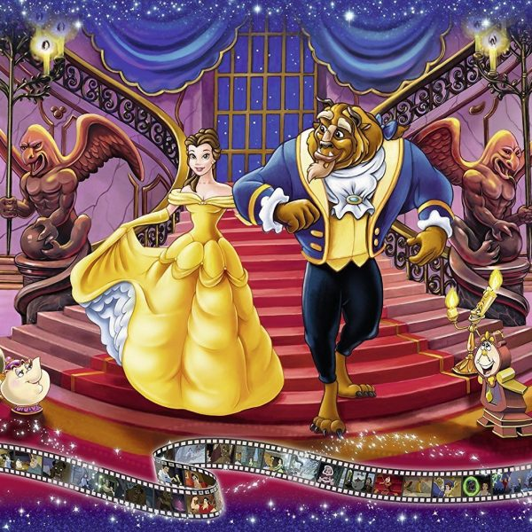 Disney Memories – Beauty and the Beast 1000 Piece Puzzle
