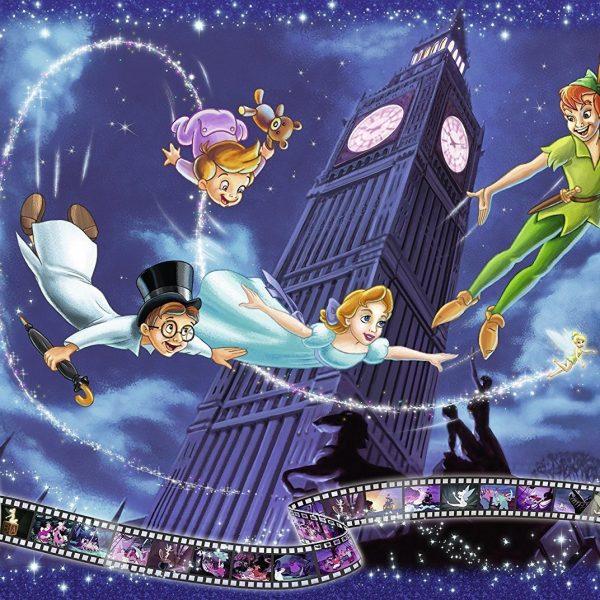Disney Memories Peter Pan (1953) 1000 Piece Ravensburger Puzzle