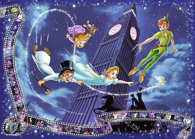 Disney Memories Peter Pan 1953 1000 Piece Ravensburger