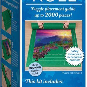 Felt Mat Jigsaw Roll up to 2000 Pieces - Hinkler