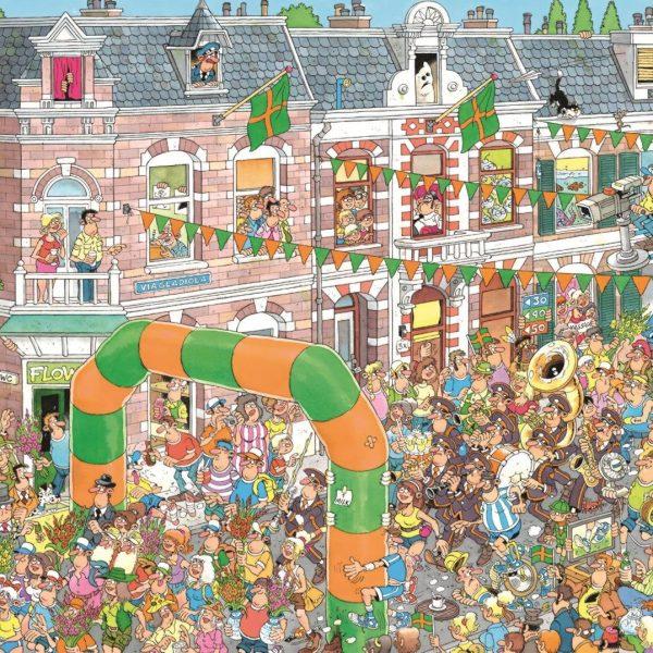 JVH Nijmegen Marches 1000 Piece Puzzle