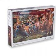 Ken Duncan - Benambra Pub, NSW 2000 Piece Puzzle