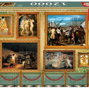 Museum Masterpieces 12000 Piece Educa