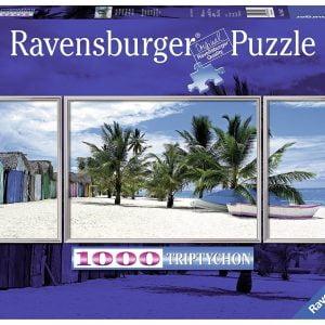 Saona Island 1000 PC Jigsaw Puzzle