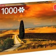 Tuscan Sunset 1000 Piece Jigsaw Puzzle by Jumbo