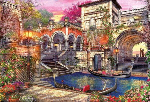 Venice Courtship 3000 Piece Educa Puzzle