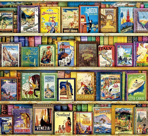 World Travel Guides 1000 Piece Educa Puzzle