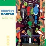 Charley Harper Birducopia 1000 Piece Puzzle