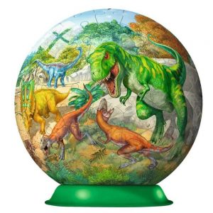 Fascinating Dinosaur 3D Puzzleball