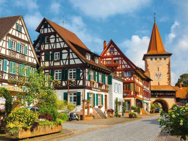 Gengenbach Germany 500 Larger Piece Ravensburger Puzzle