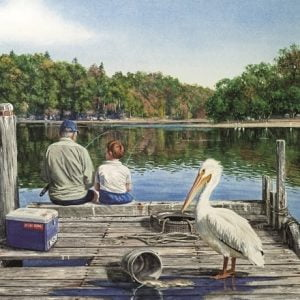 Gordon Hanley - Catch of the Day 1000 Piece Puzzle