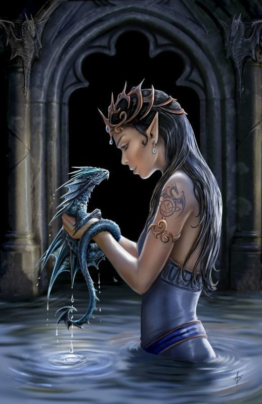Guardians Water Dragon 1000 Piece Puzzle