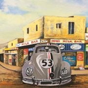 Jenny Sanders Herbie 1000 Piece Puzzle