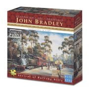 Bradley - Arrival of Puffing Billy 1000 piece Puzzle