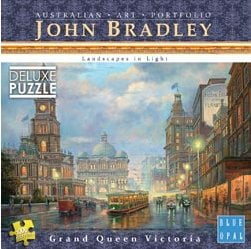 John Bradley - Grand Queen Victoria 1000 Piece Puzzle