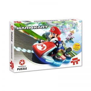 Mario Cart 1000 Piece Puzzle