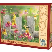 Pink and Gold 250 Large Piece Cobble Hill Puzzle