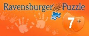 Ravensburger Puzzles 7+ Yrs
