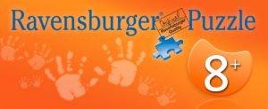 Ravensburger Puzzles 8+ Yrs