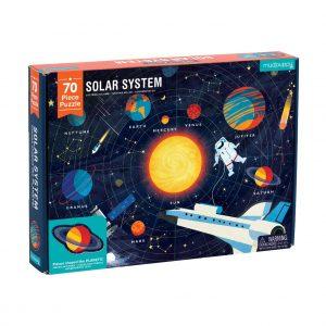 Solar System 70 Piece Puzzle - Mudpuppy