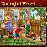 Young at Heart - Gardening Fun 500 XL Piece Holdson Puzzle